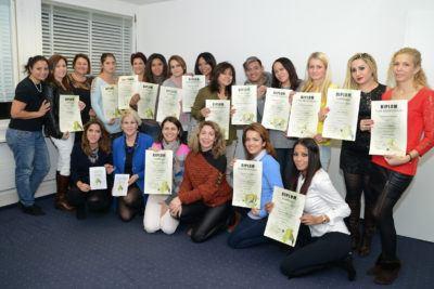 Zertifizierte Ausbildungen bei Swiss Beauty Academy in Zürich