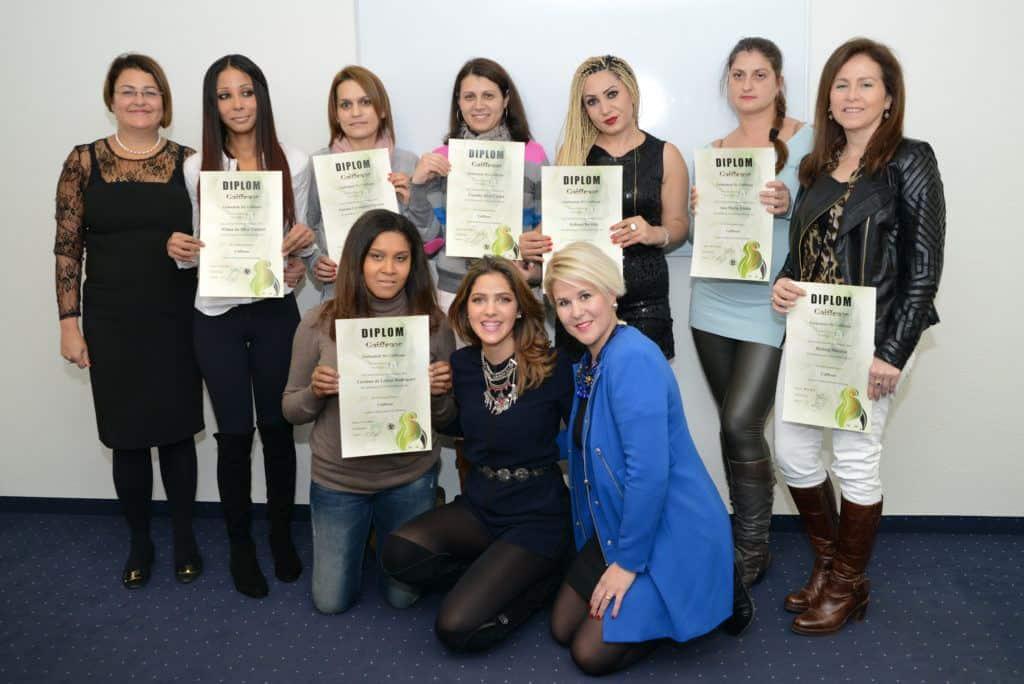 Diplom von Swiss Beauty Academy