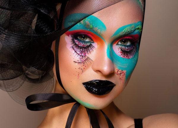 Lernen Sie, ein professionelles Make-up zu erstellen