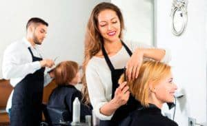 hairdresser training courses