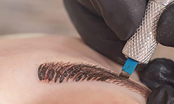 Details zum theoretischen Teil der Microblading Ausbildung